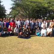 Delegates at SNAU's annual conference