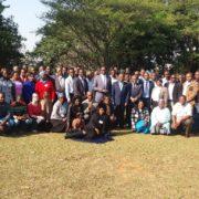 Delegates at SNAU's annual conference